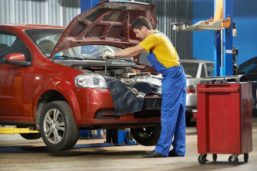 Serwis samochodu odliczenie VAT