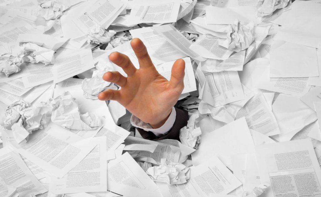 Duża liczba formularzy złożenie wniosku o interpretację podatkową
