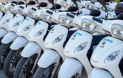 Podatki skutery motocykle rowery jednoślady działalność gospodarcza
