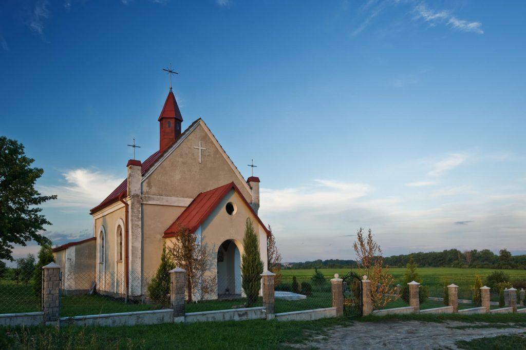 Kościoły zwolnione z podatku od nieruchomości