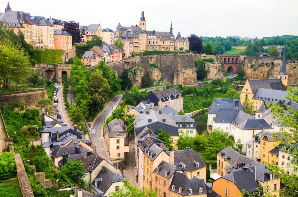Luksemburg był miejscem dużej afery podatkowej